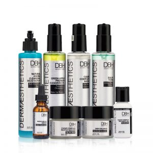 Bộ dưỡng chuyên sâu dành cho da dầu da mụn DBH