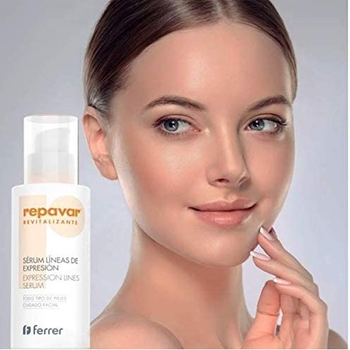 Tinh chất trẻ hóa da – chống lão hóa REPAVAR Revitalizante Expression Lines Serum 30ml