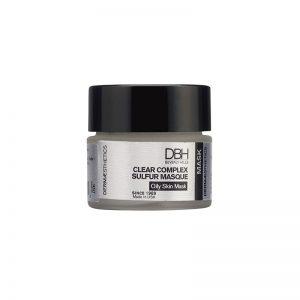 Mặt nạ DBH Clear Complex Sulfur Mask đặc trị dành cho da dầu da mụn