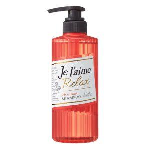 Dầu Gội Dành Cho Tóc Xơ Cứng Kosé Cosmeport Je L'aime Relax Shampoo Soft & Moist 500ml