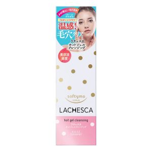 Gel Tẩy Trang Tạo Nhiệt Kosé Cosmeport Softymo Lachesca Hot Gel Cleansing (200g)