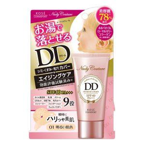 Kem Dưỡng Và Trang Điểm Đa Năng Kosé Cosmeport Nudy Couture Mineral DD Cream