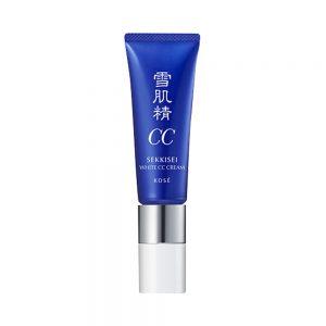 Kem trang điểm CC Kose Sekkisei White Cream SPF50+/PA++++ 30g