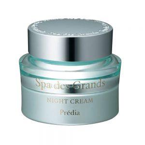 Kem dưỡng đêm Kose Predia Spa Des Grands Night Cream (40ml)