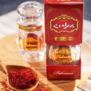 Saffron Salam 3Gr liệu trình 1 tháng