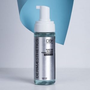 Sữa rửa mặt DBH Purifying Glycolic Cleanser Foam 177ml