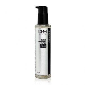 Sữa rửa mặt làm sạch sâu kháng khuẩn chống viêm DBH Clear Complex Wash dành cho da dầu da mụn