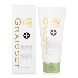 Sữa rửa mặt Graisset dành cho da dầu, da mụn, da tổn thương