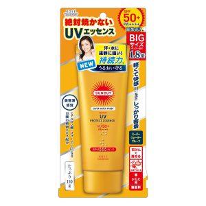 Kem Chống Nắng Dạng Tinh Chất Kosé Cosmeport Suncut Perfect UV Protect Essence Super Waterproof SPF 50+/PA++++ 60g